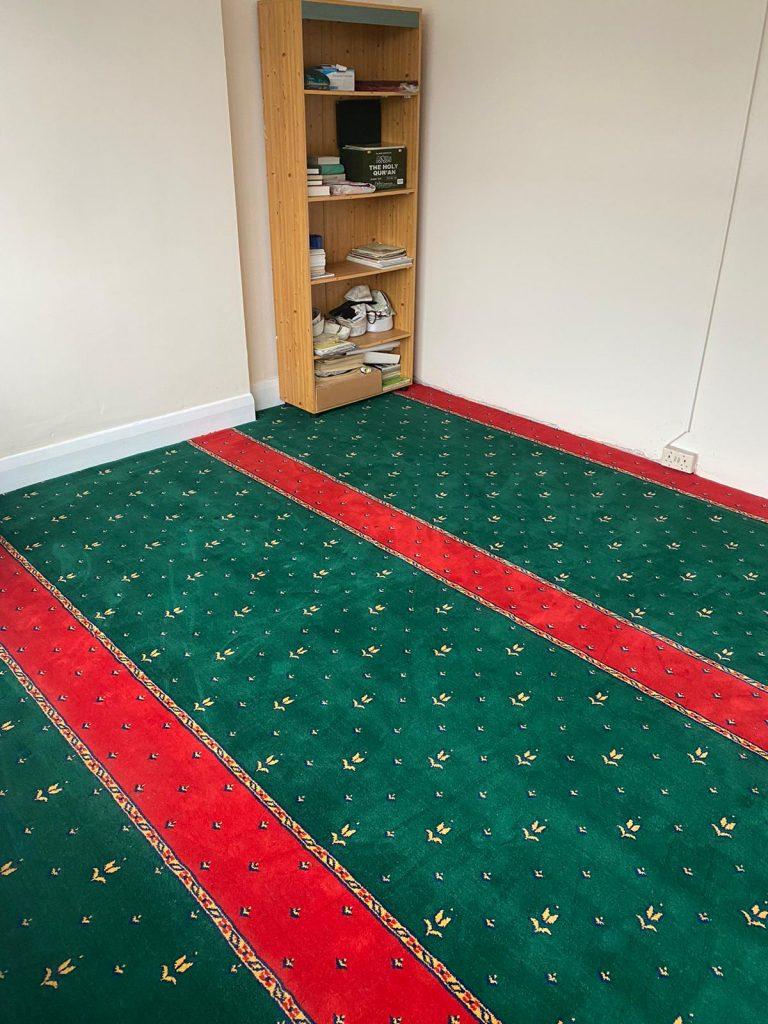 Ladies Prayer Room Romford Mosque