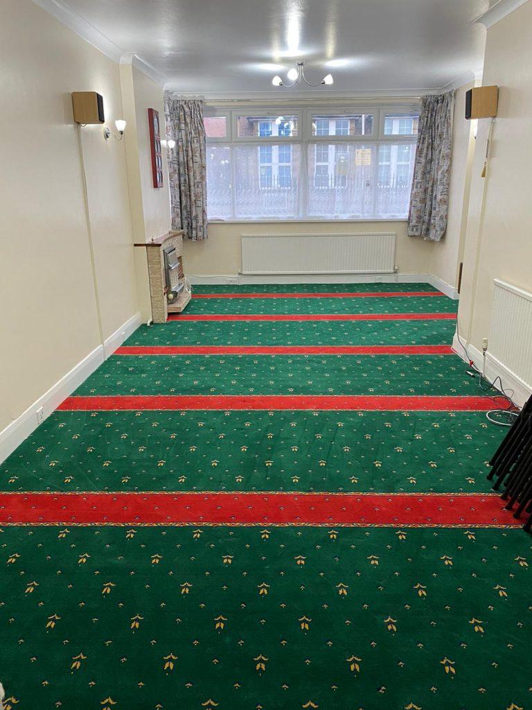 Prayer Room for Men Romford Mosque