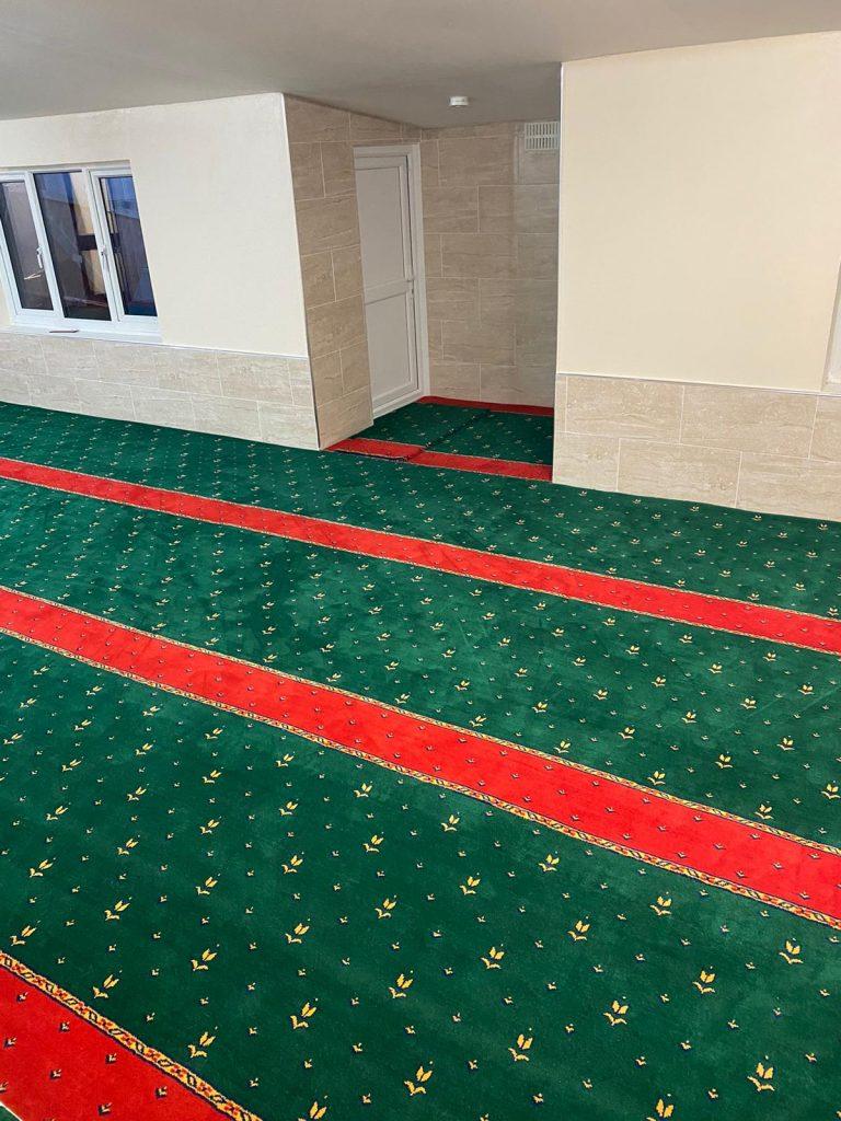 Prayer Hall Romford Mosque